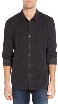James Perse Men's Corduroy Sport Shirt
