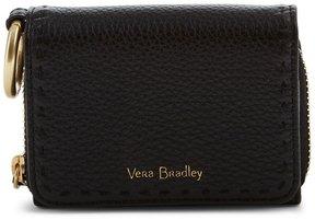 Vera Bradley RFID Mallory Card Case - BLACK - STYLE