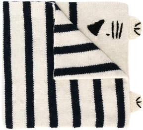 Emile et Ida striped scarf