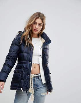 Abercrombie & Fitch Core Padded Jacket