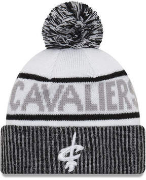 New Era Cleveland Cavaliers Court Force Pom Knit Hat