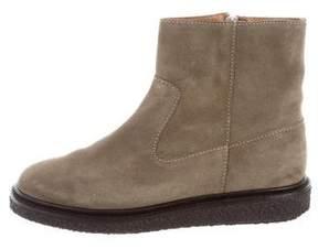 Etoile Isabel Marant Isabel Marant Norwood Wedge Ankle Boots