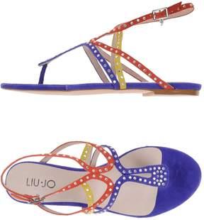 Liu Jo Toe strap sandals