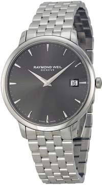Raymond Weil Toccata Grey Dial Steel Bracelet Men's Watch