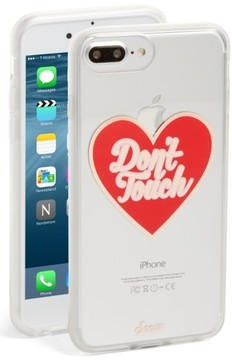 Sonix Don'T Touch Iphone 6/6S/7/8 & 6/6S/7/8 Plus Case - Red