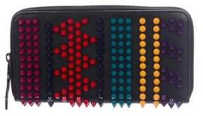 Christian Louboutin Chevron Panettone Wallet