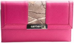 Carhartt Harper Wallet - Leather (For Women)