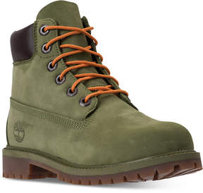Timberland Boys' 6 Classic Boots from Finish Line