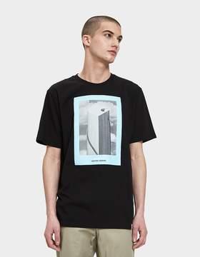 Carhartt Wip S/S C Tower T-Shirt in Black
