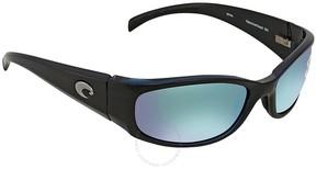 Costa del Mar Green Mirror 580G Wrap Sunglasses HH 11 OGMGLP