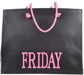 Alberta Ferretti Friday Shopping Bag Black