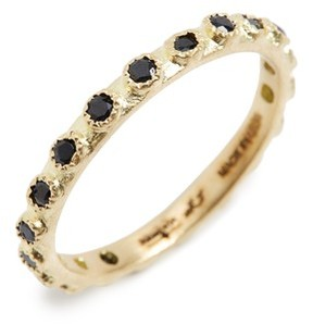Armenta Women's Old World Sapphire Stack Ring