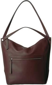 Ecco Sculptured Hobo Bag Hobo Handbags