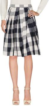 Aglini Knee length skirts