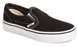 Vans Toddler 'Classic' Slip-On