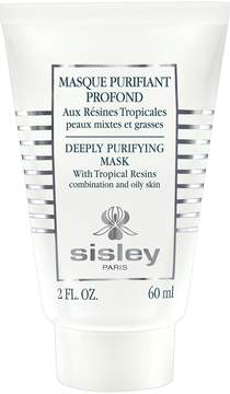 Sisley Creamy Mask With Tropical Resins Deeply Purifying - Combination Oily Skin