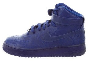 Nike Leather Air Force 1 Sneakers