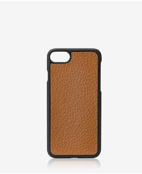 GiGi New York Iphone 7 HardShell Case In Sable Pebble Grain