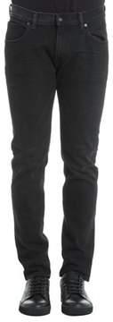 Edwin Men's Black Cotton Jeans.