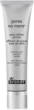 Dr. Brandt Skincare Pores No More Pore Refiner Primer, 15 ml (Travel Size)