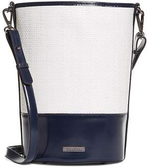 Brooks Brothers Calfskin Bucket Bag