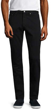U.S. Polo Assn. USPA Slim Fit Stretch Flat Front Pants
