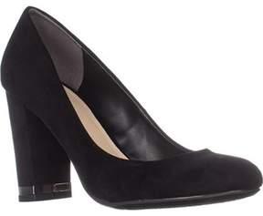 Bar III Womens Selenaf Closed Toe Casual Mule Sandals.