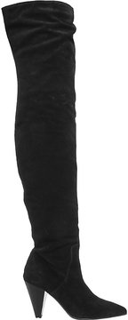 Office Kone slouch over-the-knee boots