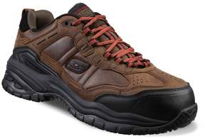 Skechers Relaxed Fit Soft Stride Constructor II Men's Composite-Toe Shoes