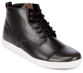 Ben Sherman Lace-Up Mid-Top Shoes