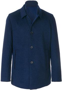Loro Piana two buttoned slim-fit coat