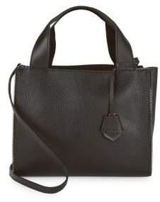 Botkier New York Fulton Small Leather Crossbody Bag