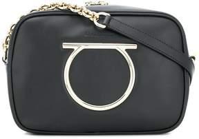 Salvatore Ferragamo Vela leather bag