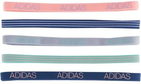 Adidas Women's Adidas Creator 5-pk. Striped & Solid Headband Set