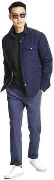 Joe Fresh Men's Stretch Chino Pant, Indigo (Size 32X30)