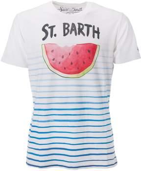 MC2 Saint Barth Printed Watermelon T-shirt