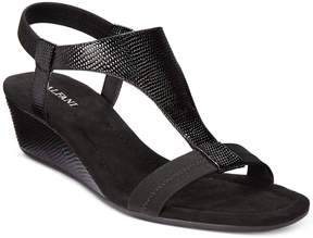 Alfani Vacanzaa Wedge Sandals, Created for Macy's Women's Shoes