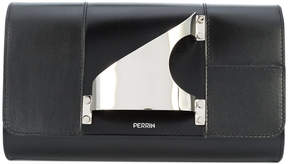 Perrin Paris metal clutch bag