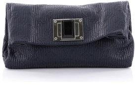 Louis Vuitton Pre-owned: Altair Clutch Limited Edition Monogram. - BLUE - STYLE