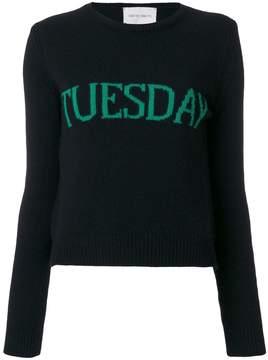 Alberta Ferretti 'Tuesday' jumper