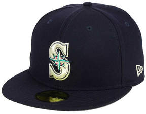 New Era Seattle Mariners Pintastic 59FIFTY Cap