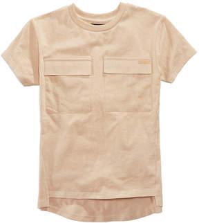 Sean John Double Pocket Shirt, Big Boys