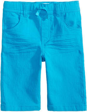 Epic Threads Colored Denim Shorts, Little Boys, Created for Macy's