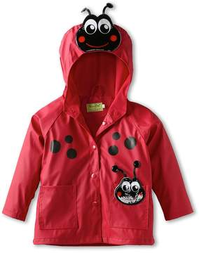 Western Chief Ladybug Raincoat Girl's Coat
