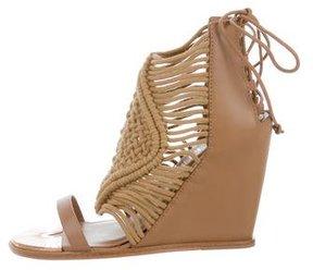 Ivy Kirzhner Mykono Wedge Sandals