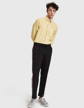 Our Legacy 1950's Shirt in Fade Yellow Cotton/Linen