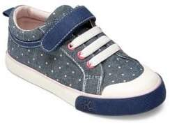 See Kai Run Toddler's & Kid's Polka Dot Canvas Sneakers