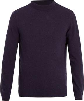 A.P.C. Ryan wool and cashmere-blend sweater