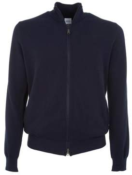 Aspesi Men's Blue Cotton Sweatshirt.