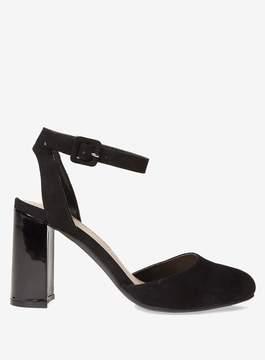 Dorothy Perkins Black 'Graze' Court Shoes